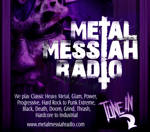 Your Metal Music Messiah